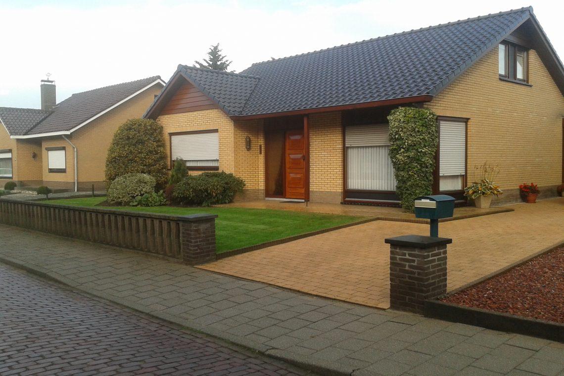 Németország, Családi ház